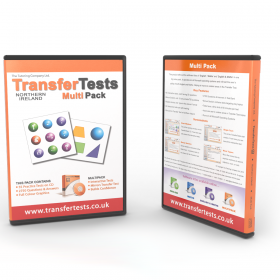 Transfer Tests Multi Pack CD-ROM